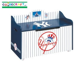 New York Yankees Toy Box