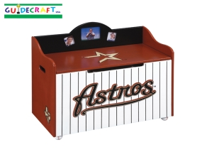 Houston Astros Toy Box