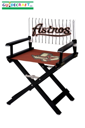 Houston Astros Youth Director's Chair