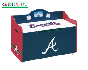 Atlanta Braves Toy Box