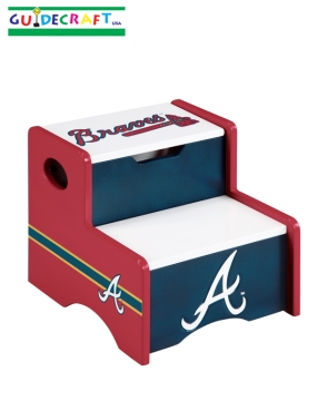 Atlanta Braves Storage Step Up