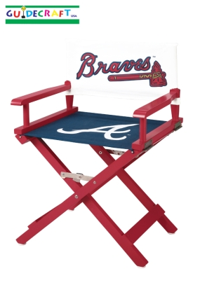 Atlanta Braves Youth Director's Chair