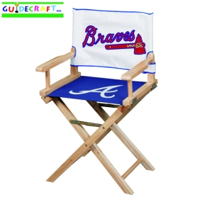 Atlanta Braves Adult Director's Chair