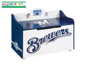 Milwaukee Brewers Toy Box