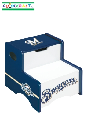 Milwaukee Brewers Storage Step Up