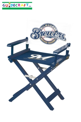 Milwaukee Brewers Youth Director's Chair