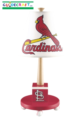 St. Louis Cardinals Table Lamp