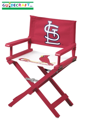 St. Louis Cardinals Youth Director's Chair