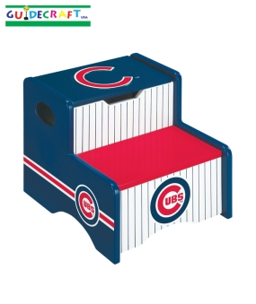 Chicago Cubs Storage Step Up