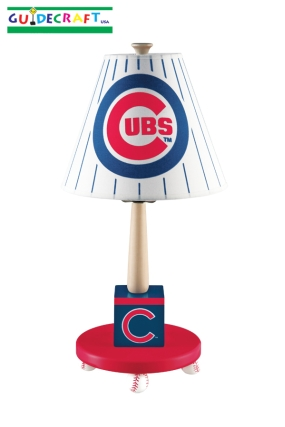 Chicago Cubs Table Lamp