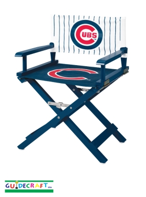 Chicago Cubs Youth Director's Chair