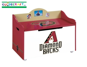 Arizona Diamondbacks Toy Box