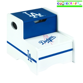 Los Angeles Dodgers Storage Step Up