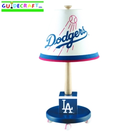 Los Angeles Dodgers Table Lamp
