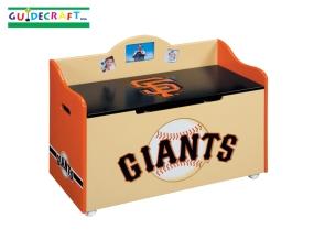 San Francisco Giants Toy Box