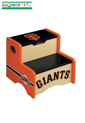 San Francisco Giants Storage Step Up