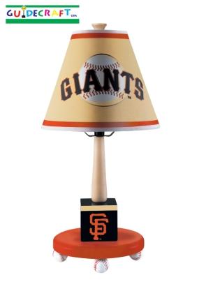 San Francisco Giants Table Lamp