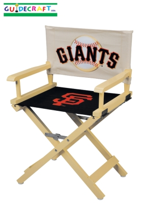 San Francisco Giants Youth Director's Chair