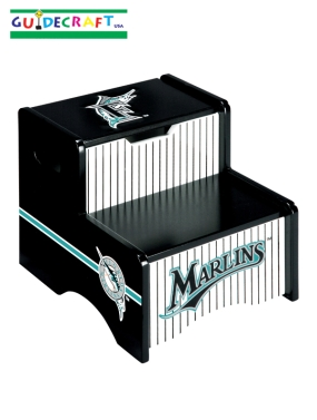 Florida Marlins Storage Step Up
