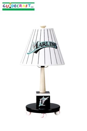 Florida Marlins Table Lamp