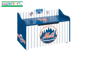 New York Mets Toy Box