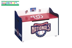 Washington Nationals Toy Box