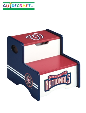 Washington Nationals Storage Step Up