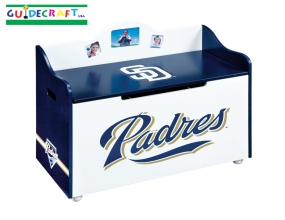 San Diego Padres Toy Box