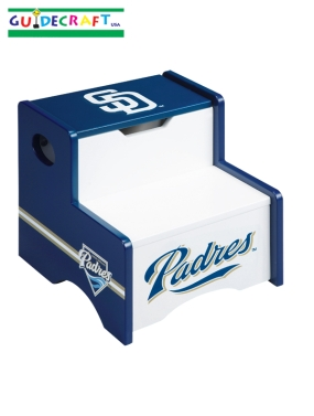 San Diego Padres Storage Step Up