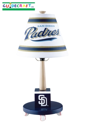 San Diego Padres Table Lamp