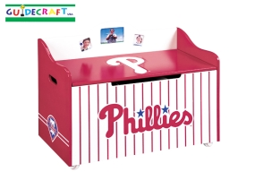 Philadelphia Phillies Toy Box