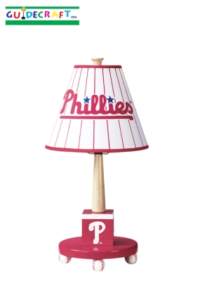 Philadelphia Phillies Table Lamp