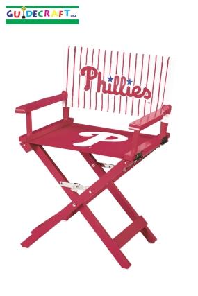 Philadelphia Phillies Youth Director's Chair