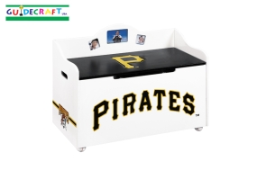 Pittsburgh Pirates Toy Box
