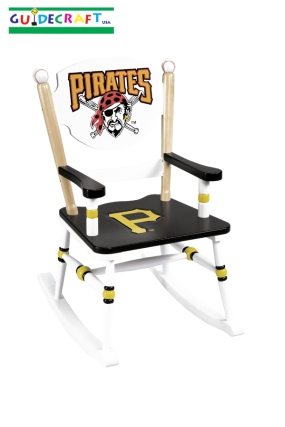 Pittsburgh Pirates Kid's Rocking Chair