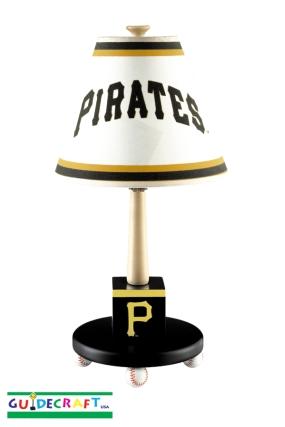 Pittsburgh Pirates Table Lamp