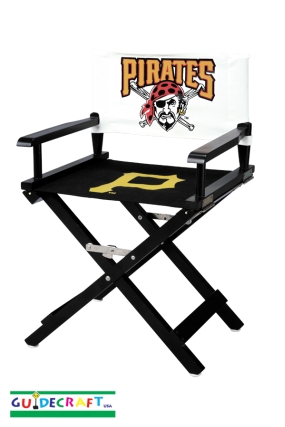 Pittsburgh Pirates Youth Director's Chair