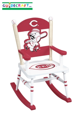 Cincinnati Reds Kid's Rocking Chair