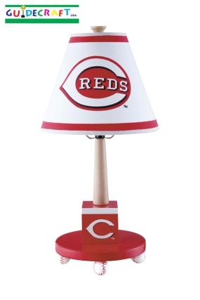 Cincinnati Reds Table Lamp