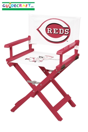 Cincinnati Reds Youth Director's Chair