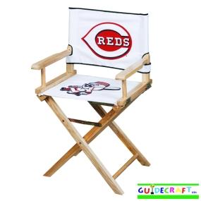 Cincinnati Reds Adult Director's Chair