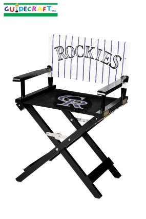 Colorado Rockies Youth Director's Chair