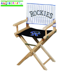 Colorado Rockies Adult Director's Chair