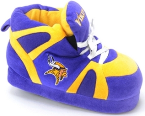 Minnesota Vikings Boot Slippers