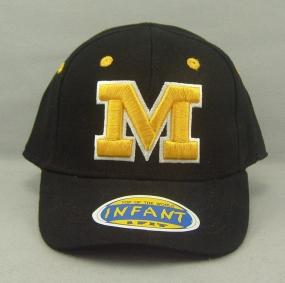 Missouri Tigers Infant One Fit Hat
