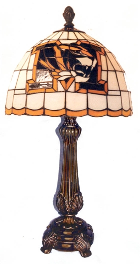 Missouri Tigers Accent Lamp