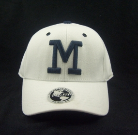 Morehead State Eagles White One Fit Hat