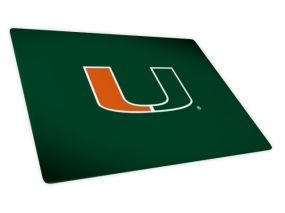 Miami Hurricanes Mouse Pad