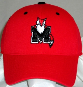 Marist Red Foxes Team Color One Fit Hat