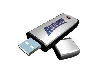 Rhinotronix Auburn Tigers College Memory Stick
